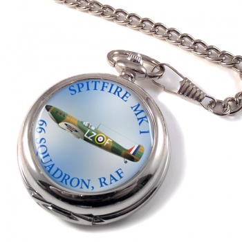 Spitfire Pocket Watch