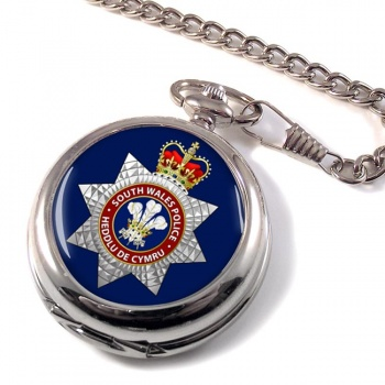 South Wales Police Pocket Watch