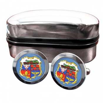 Swindon (England) Crest Cufflinks