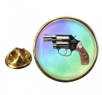 Smith & Wesson Police Special Round Pin Badge
