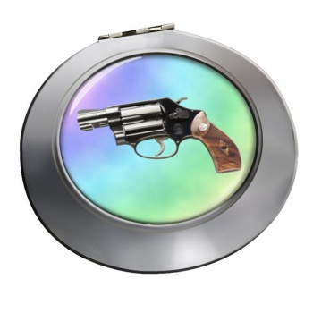 Smith & Wesson Police Special Chrome Mirror