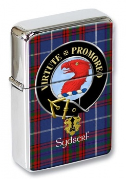 Sydserf Scottish Clan Flip Top Lighter