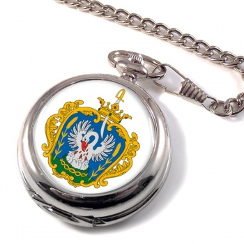 Szolnok (Hungary) Pocket Watch