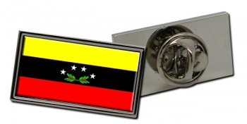 Tachira (Venezuela) Flag Pin Badge
