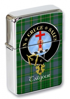 Tailyour Scottish Clan Flip Top Lighter