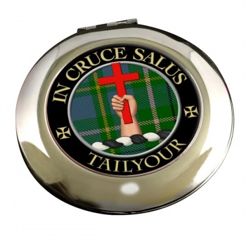 Tailyour Scottish Clan Chrome Mirror