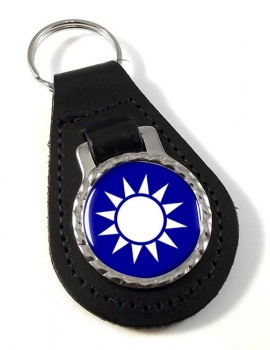 Taiwan Leather Key Fob