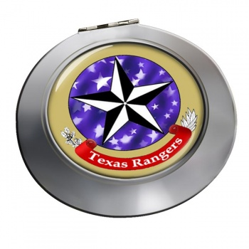 Texas Ranger Division Chrome Mirror