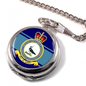 RAF Station Thorney Island Pocket Watch