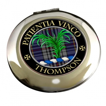 Thompson Scottish Clan Chrome Mirror