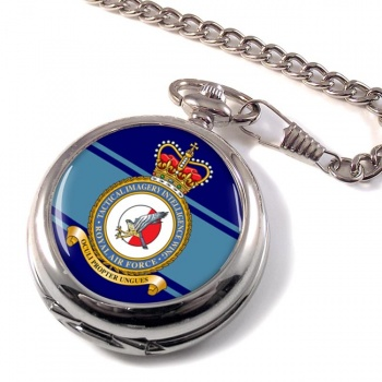 Tactical Imagery Intelligence Wing (Royal Air Force) Pocket Watch