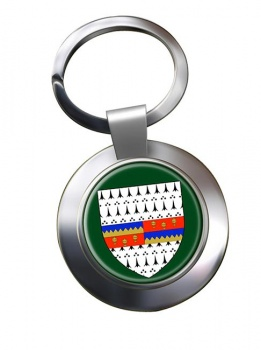 County Tipperary (Ireland) Metal Key Ring