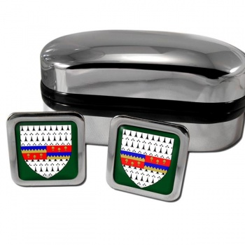 County Tipperary Ireland Square Cufflinks