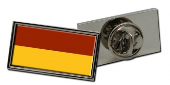 Tolima (Colombia) Flag Pin Badge