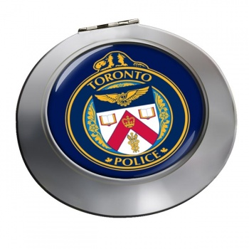 Toronto Police Chrome Mirror