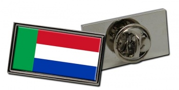 Transvaal (South Africa) Flag Pin Badge