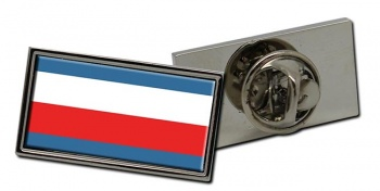 Trenciansky kraj Flag Pin Badge