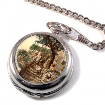 A Trieste Peasant Family Pocket Watch