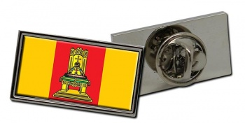Tver Oblast Flag Pin Badge