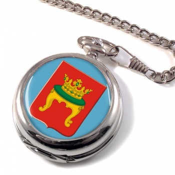 Tver Тверь (Russia) Pocket Watch