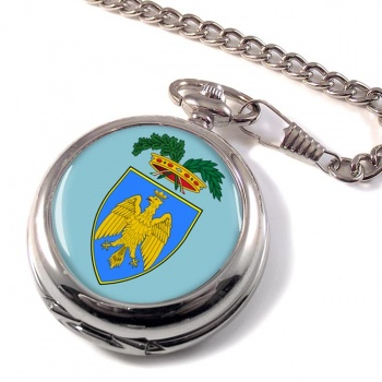 Provincia di Udine (Italy) Pocket Watch