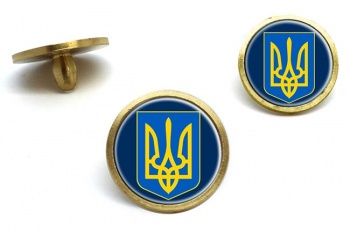 Ukraine  Golf Ball Marker