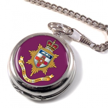 University of London OTC (British Army) Pocket Watch