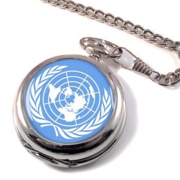 United Nations Pocket Watch