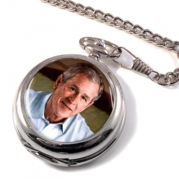 President George W. Bush Pocket Watch