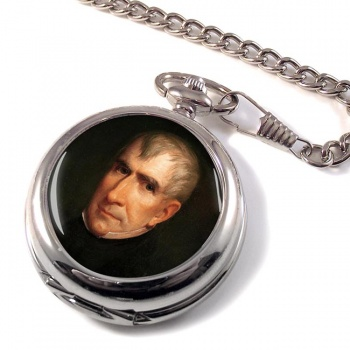 President William Henry Harrison Pocket Watch