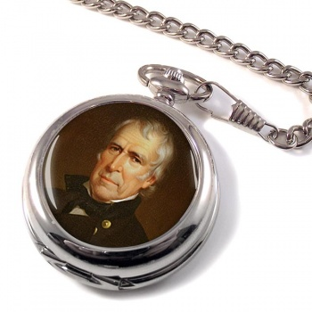 President Zachary Taylor Pocket Watch