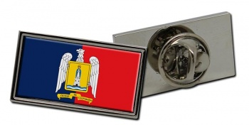 Valparaiso (Chile) Flag Pin Badge