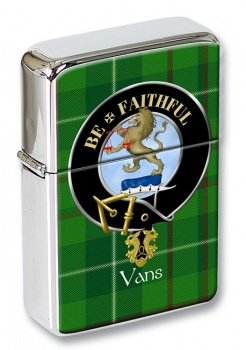 Vans Scottish Clan Flip Top Lighter