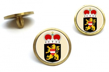 Vlaams-Brabant (Belgium) Golf Ball Marker