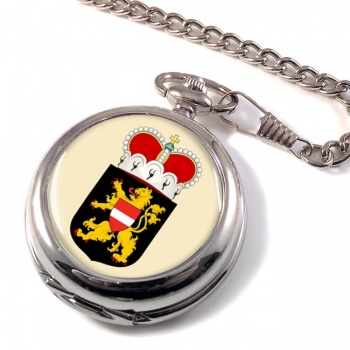 Vlaams-Brabant (Belgium) Pocket Watch