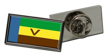 Venda (South Africa) Flag Pin Badge