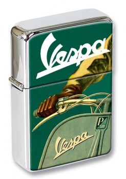 Vespa Flip Top Lighter