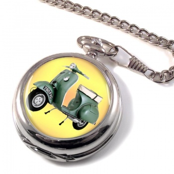 Vespa Pocket Watch