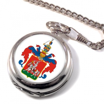 Veszprem (Hungary) Pocket Watch