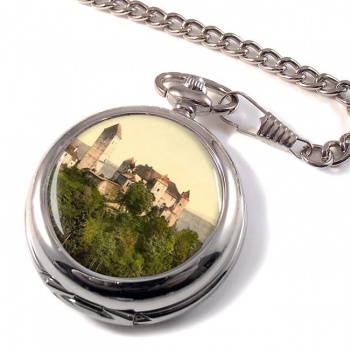 Burg Vichtenstein Pocket Watch