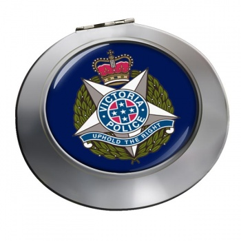 Victoria Police Chrome Mirror