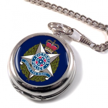 Victoria Police Pocket Watch