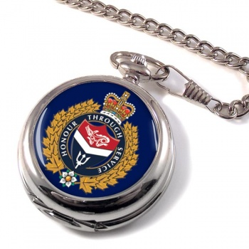 Victoria Police (Canada) Pocket Watch