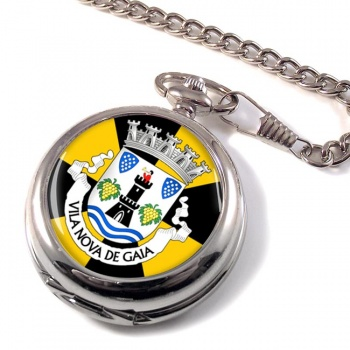 Vila Nova de Gaia (Portugal) Pocket Watch
