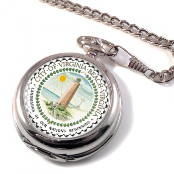 Virginia Beach VA (USA) Pocket Watch