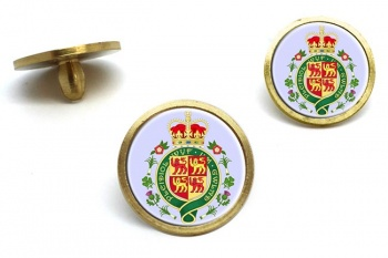 Welsh Coat of arms Golf Ball Marker