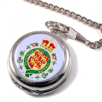 Welsh Coat of arms Pocket Watch