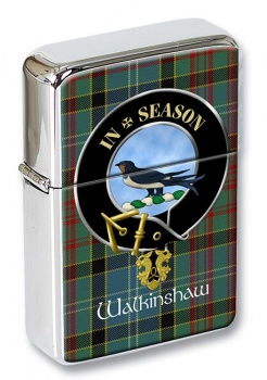 Walkinshaw Scottish Clan Flip Top Lighter