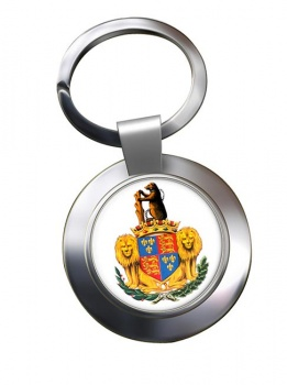 Walsall (England) Metal Key Ring