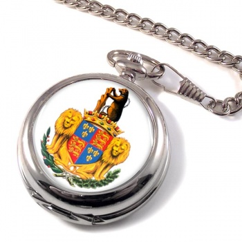 Walsall (England) Pocket Watch